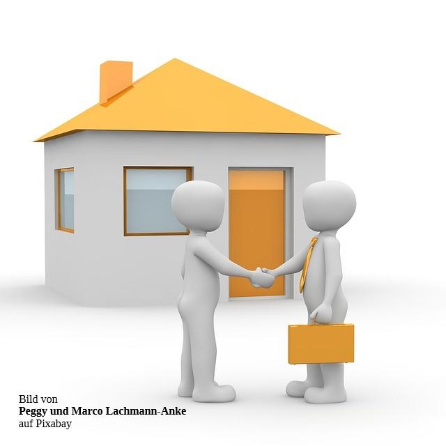 Preisverhandlung Hausverkauf