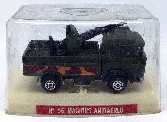 56 Magirus antiaéreo