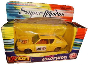 114 Renault 17 rallye