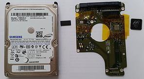 réparer disque dur samsung