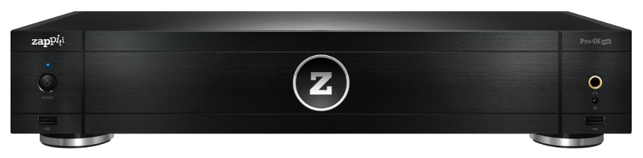 Zappiti Pro 4K HDR Referenz Media Player