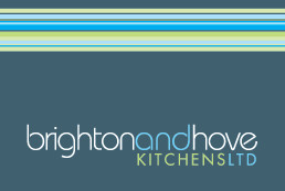 Brighton and Hove kitchens logo - West pier