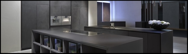 Brighton and Hove Kitchens supply Dekton