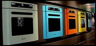 Brighton and Hove Kitchens are authorised stockists of Smeg