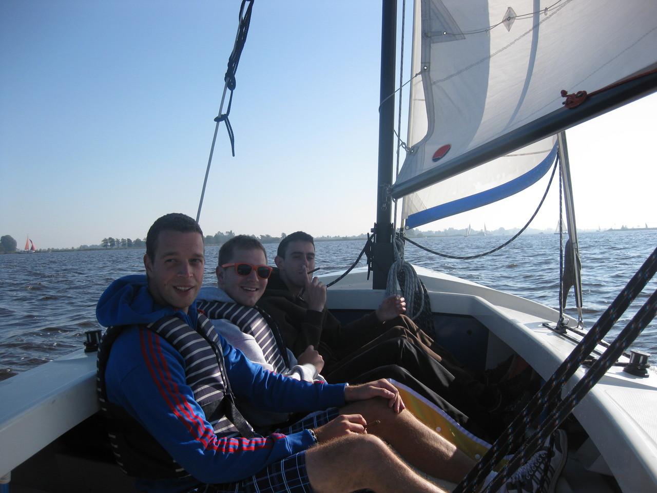 www.bungalowparkgarijp.nl - Segelboot mieten