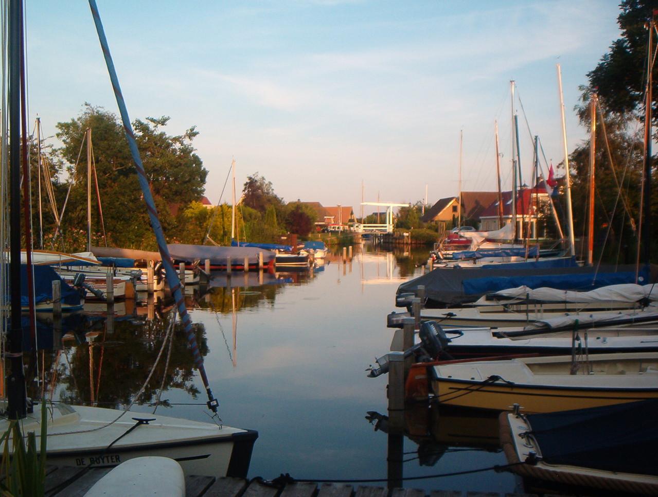 www.bungalowparkgarijp.nl - Privathafen