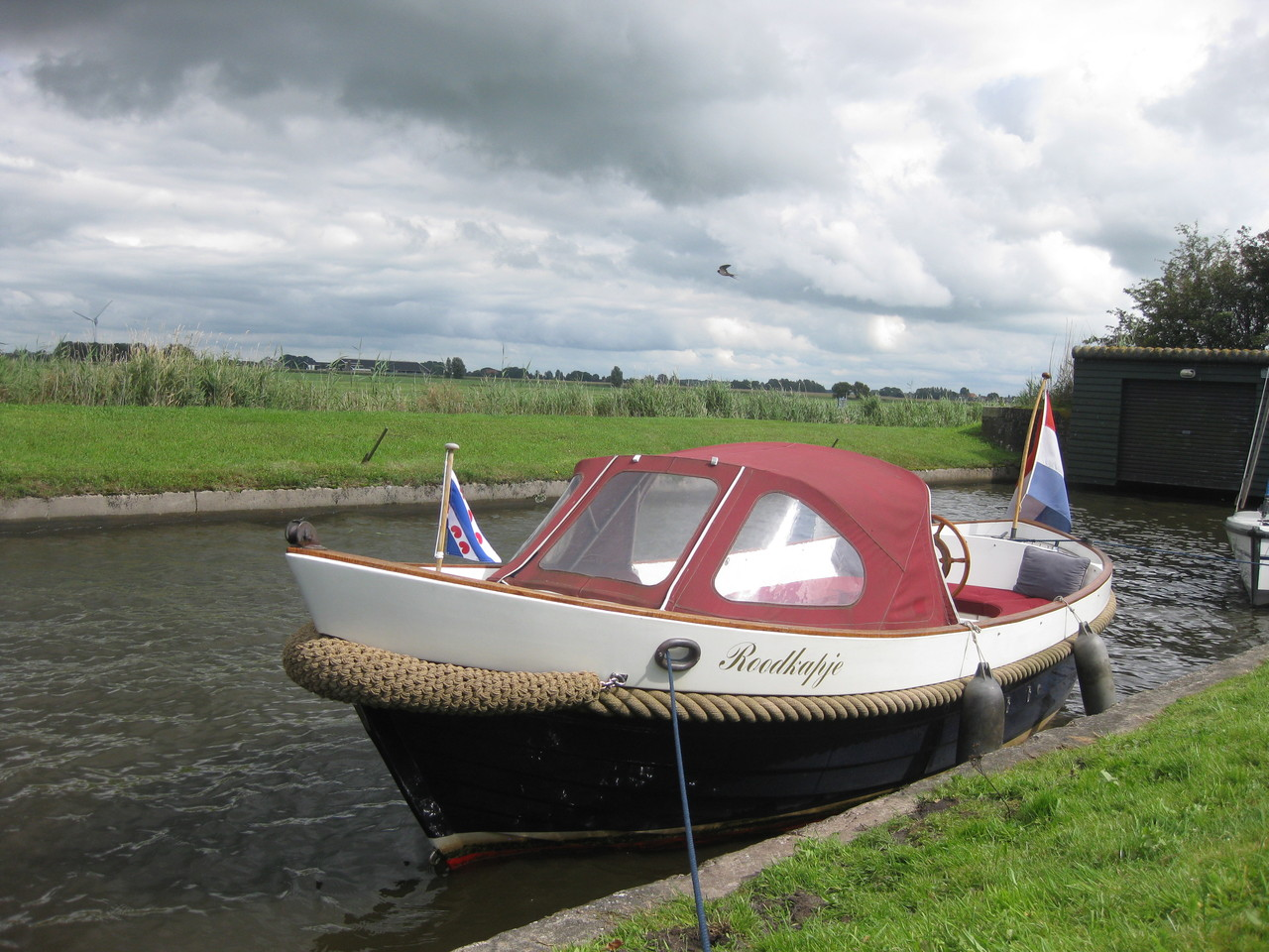 www.bungalowparkgarijp.nl - Schaluppe mieten
