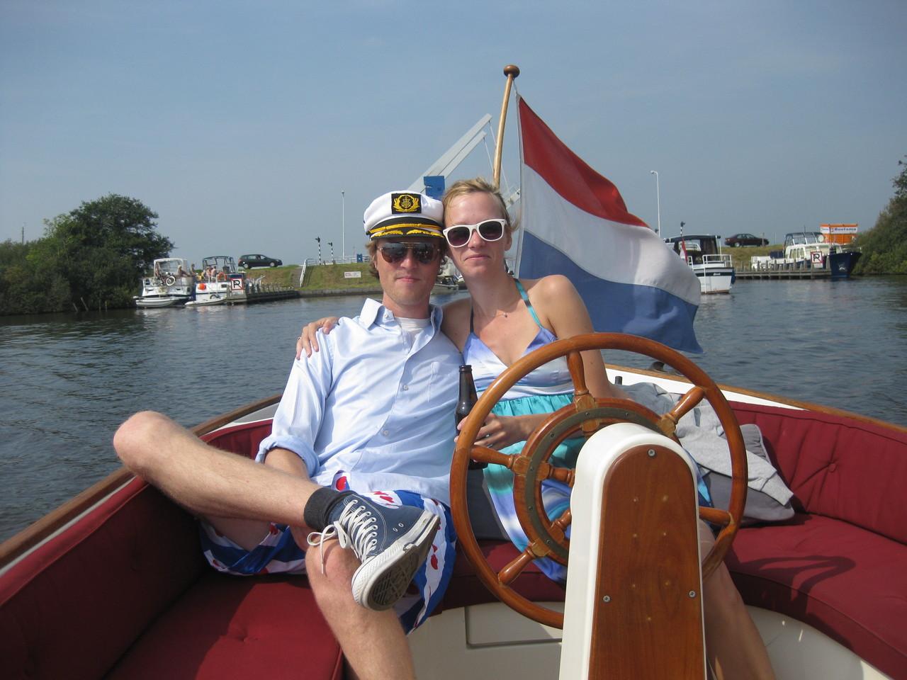 www.bungalowparkgarijp.nl - Boot mieten