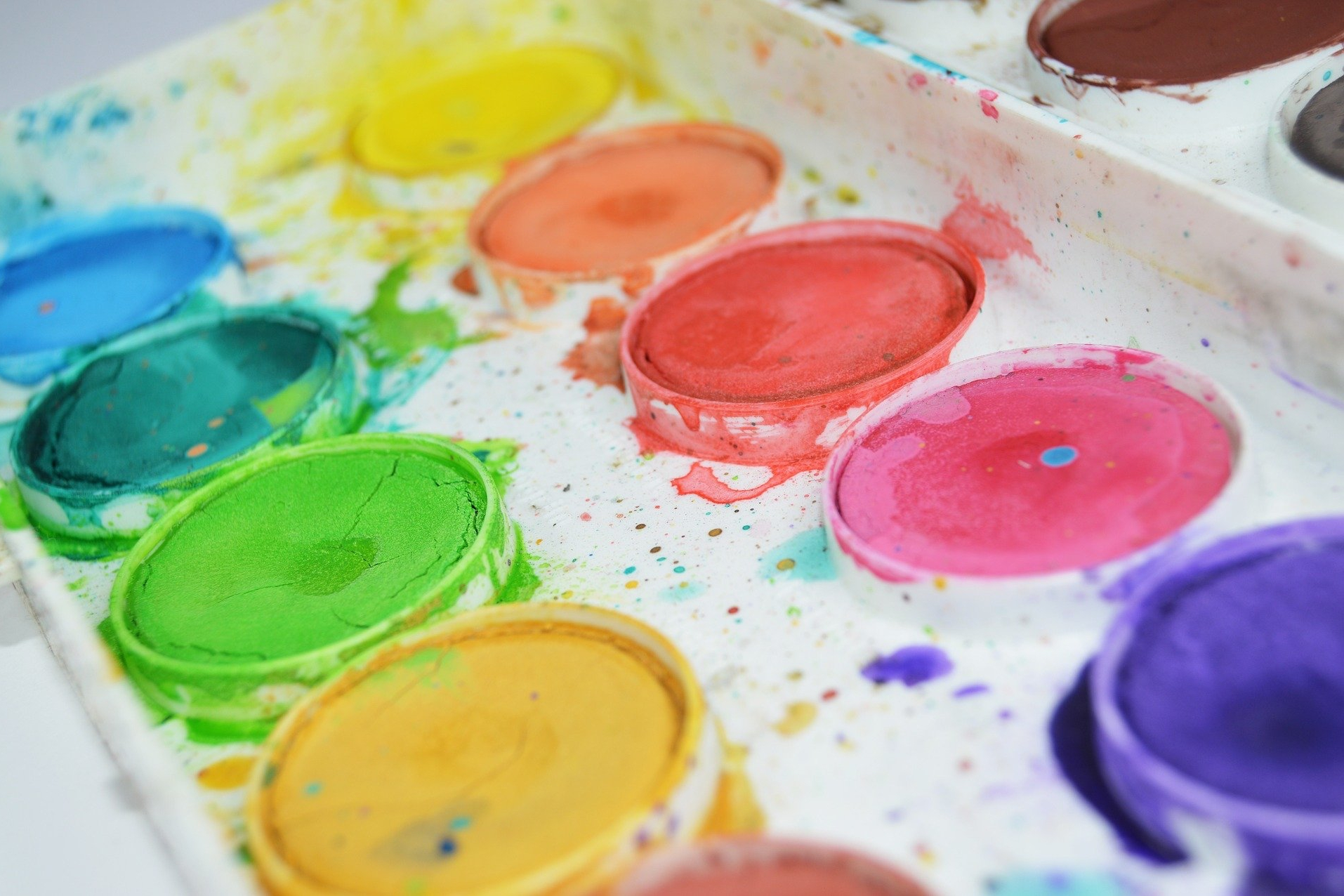 Kreativitätsfördernde Aufgaben: #Kunst