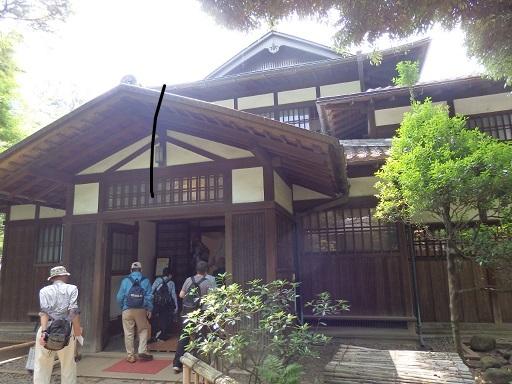 旧前田家本館和館