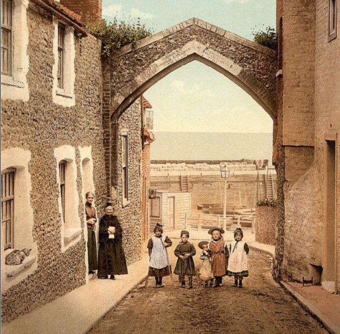 York Gate, late 1800's
