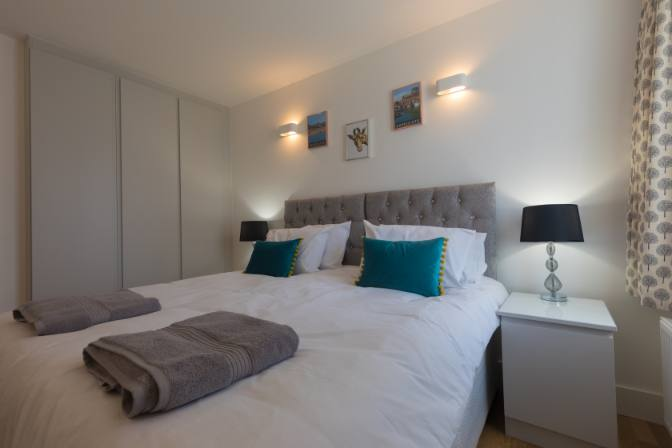 Broadstairs Apartments, View of the Palms, double room