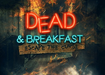 Dead and Breakfast at Screamland 2018