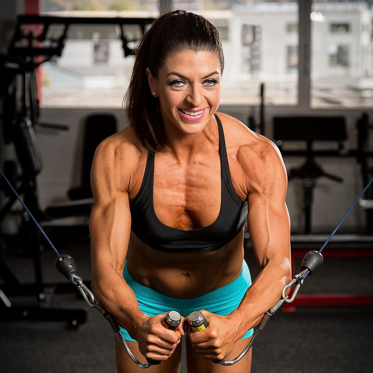 Sieben Tipps für gelungene Fitness- und Bodybuildingfotos