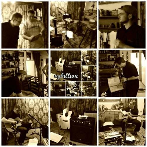 nybillion - proberaum / practice room