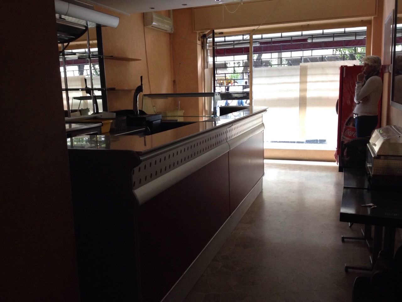 Arredamento Bar Milano - Prima