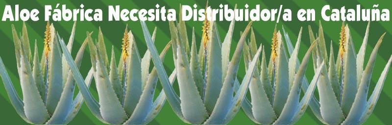 Fábrica Aloe Vera busca, necesita Distribuidores Independientes Exialoe en Cataluña, Barcelona, Tarragona, Girona y Lleida