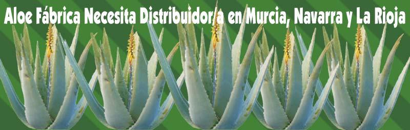 Fábrica Aloe Vera busca, necesita Distribuidores Independientes Exialoe en Murcia, Navarra y La Rioja