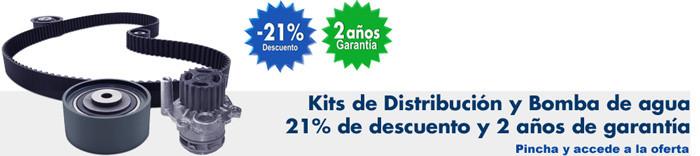 Pincha para acceder a la oferta de Kits de distribución y bomba de agua.