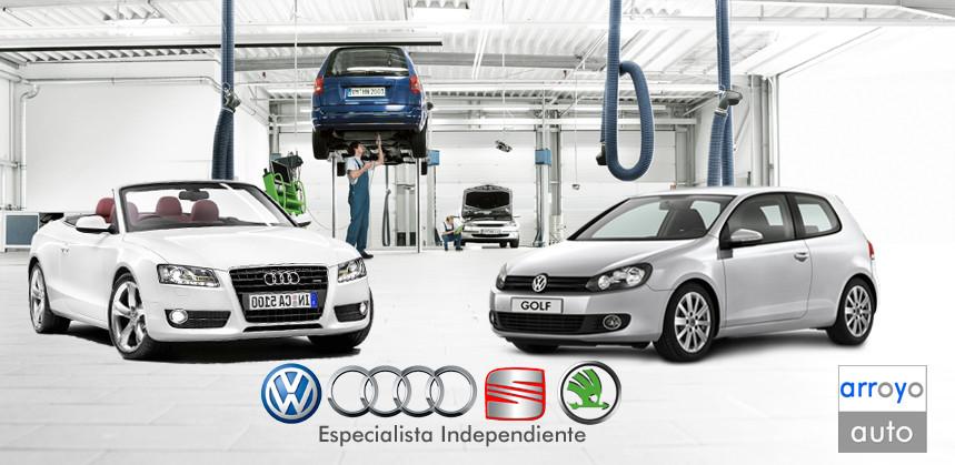 Especialista independiente taller mecánico Volkswagen, Seat, Audi, Skoda. más de 25 años de experiencia en grupo volkswagen y más de 38 en el mundo del automóvil.