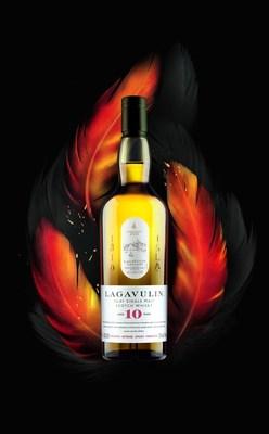 MAG Lifestyle Magazin neuer Lagavulin 10-Year-Old Single Malt Scotch Whisky: Eine seltener, exklusiver Hochgenuss für Reisende