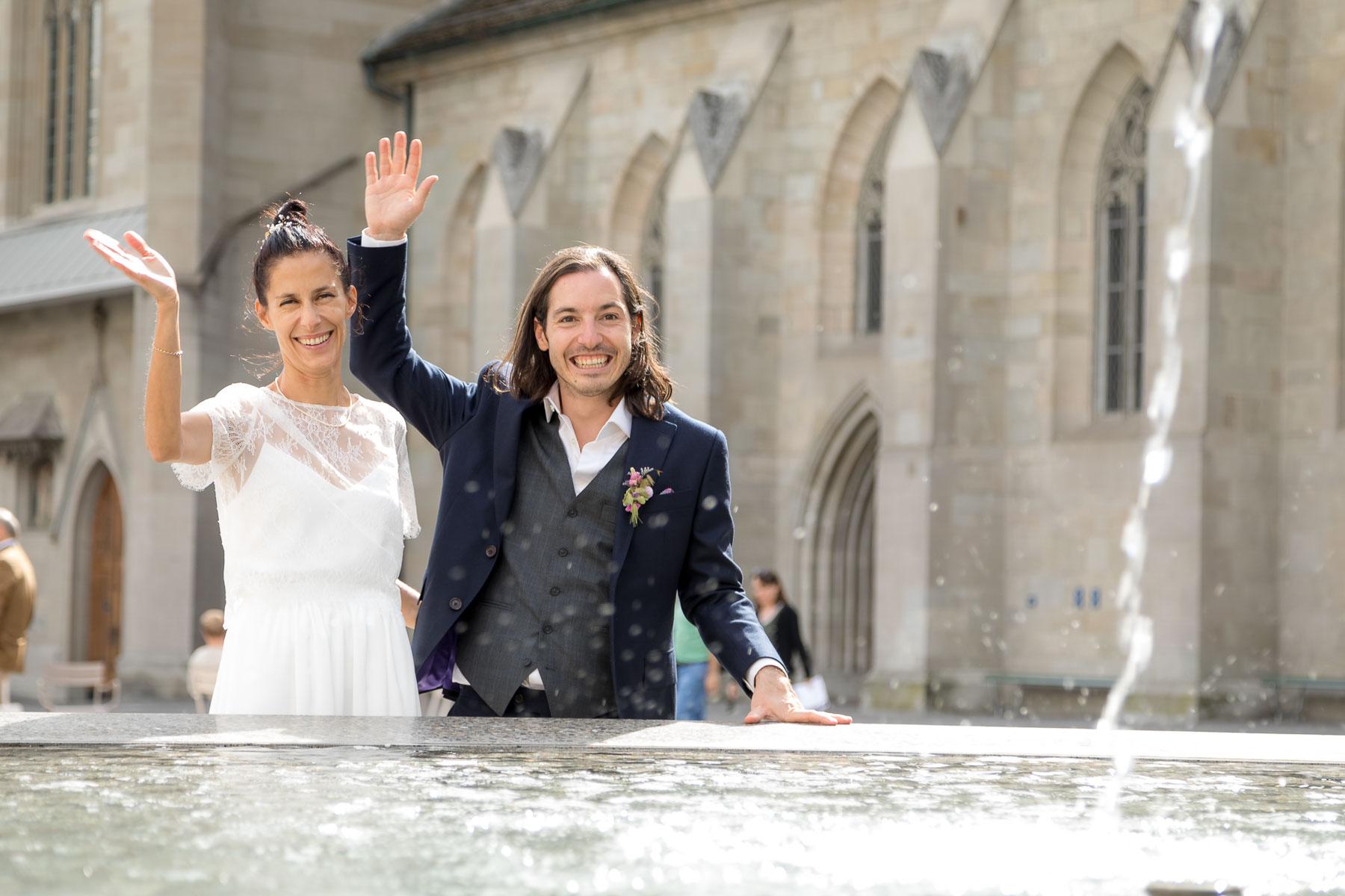 Hochzeitsfotograf in Zürich, Zunfthaus zur Waag