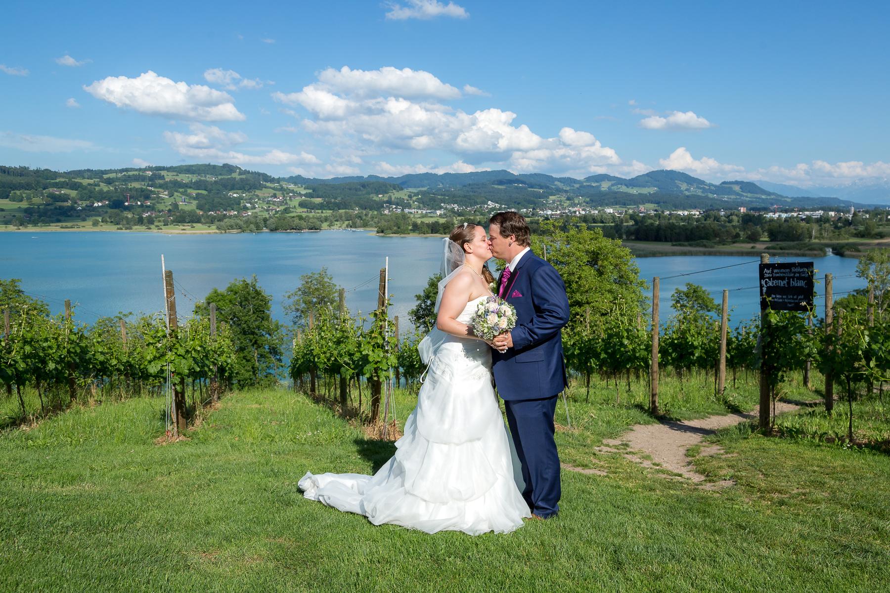 Hochzeitsfotograf in Kloten und auf der Juckerfarm Seegräben