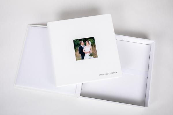 Hochzeitsalbum mit Hülle