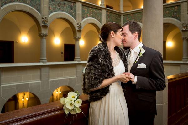 Hochzeitsfotograf Stadthaus Zürich
