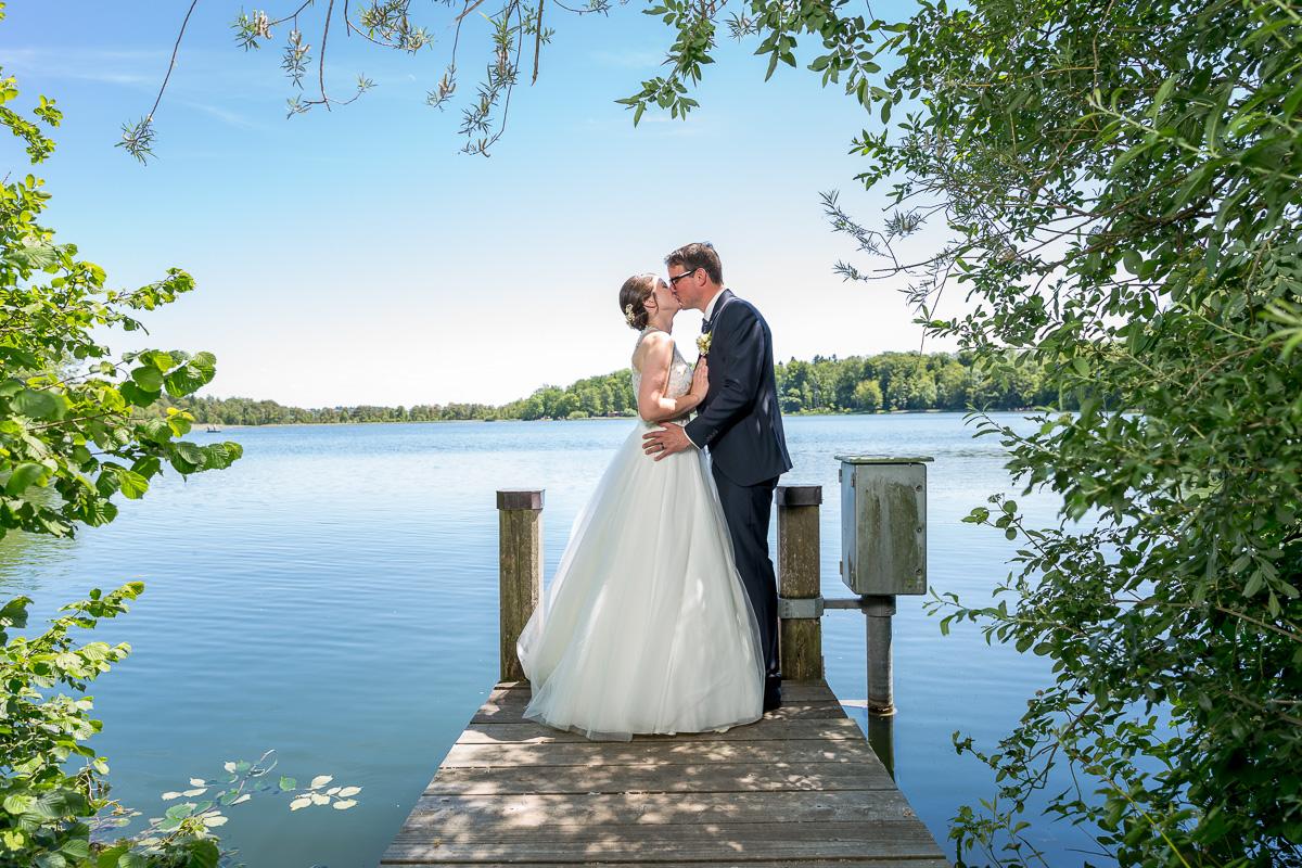 Hochzeitsfotograf am Katzensee