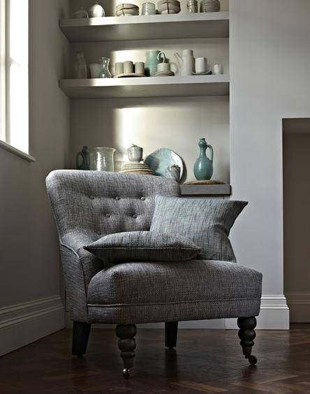 Hochwertige Möbelstoffe
