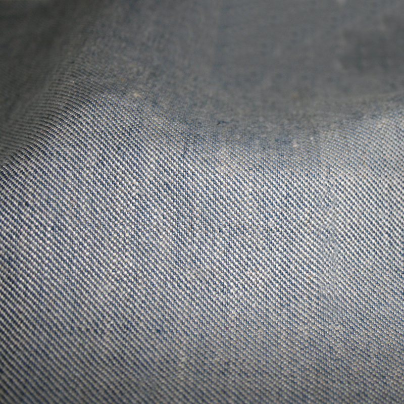 Denim Stoff - blau