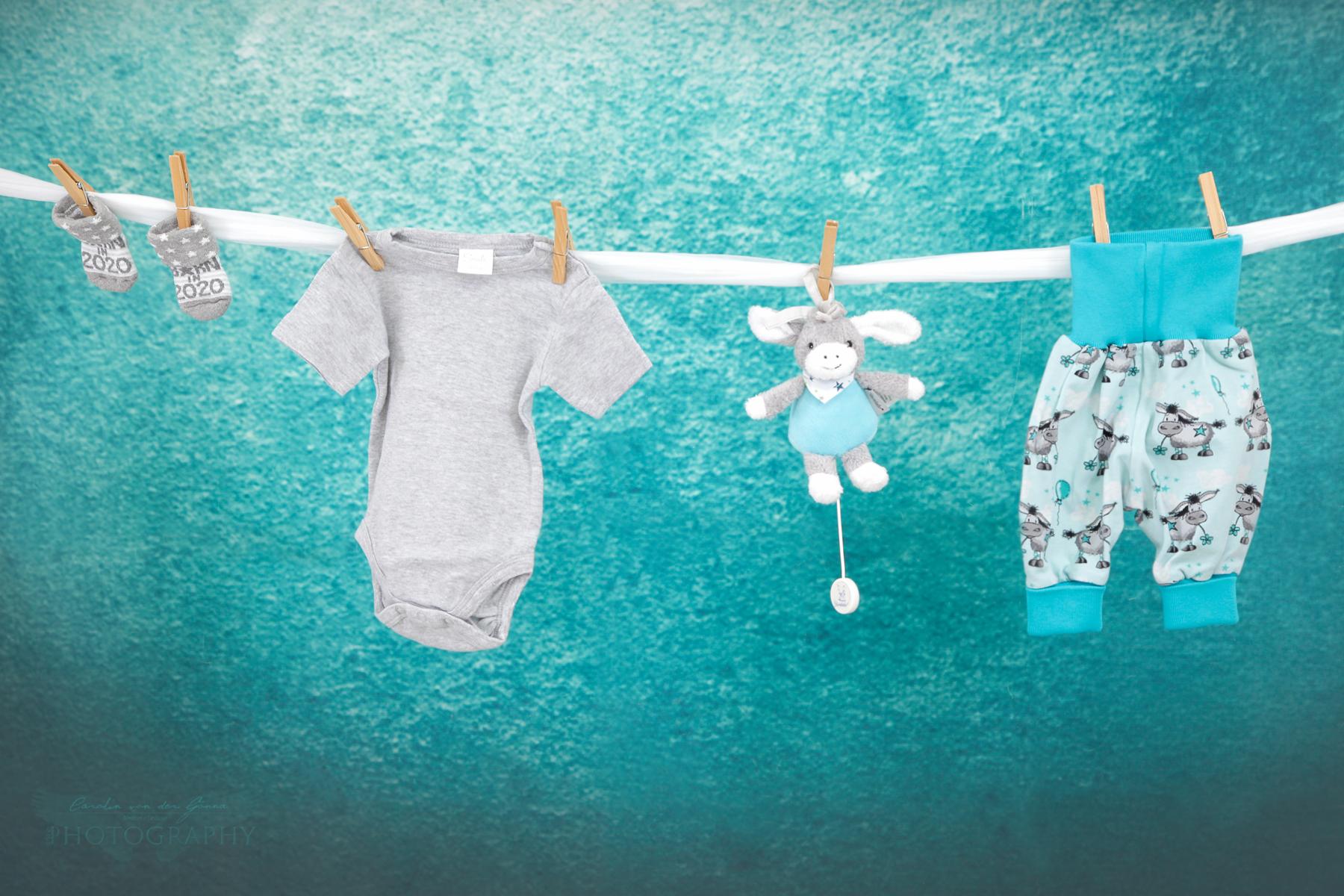 Babybauch Fotografie - Vorfreude ist die schönste Freude