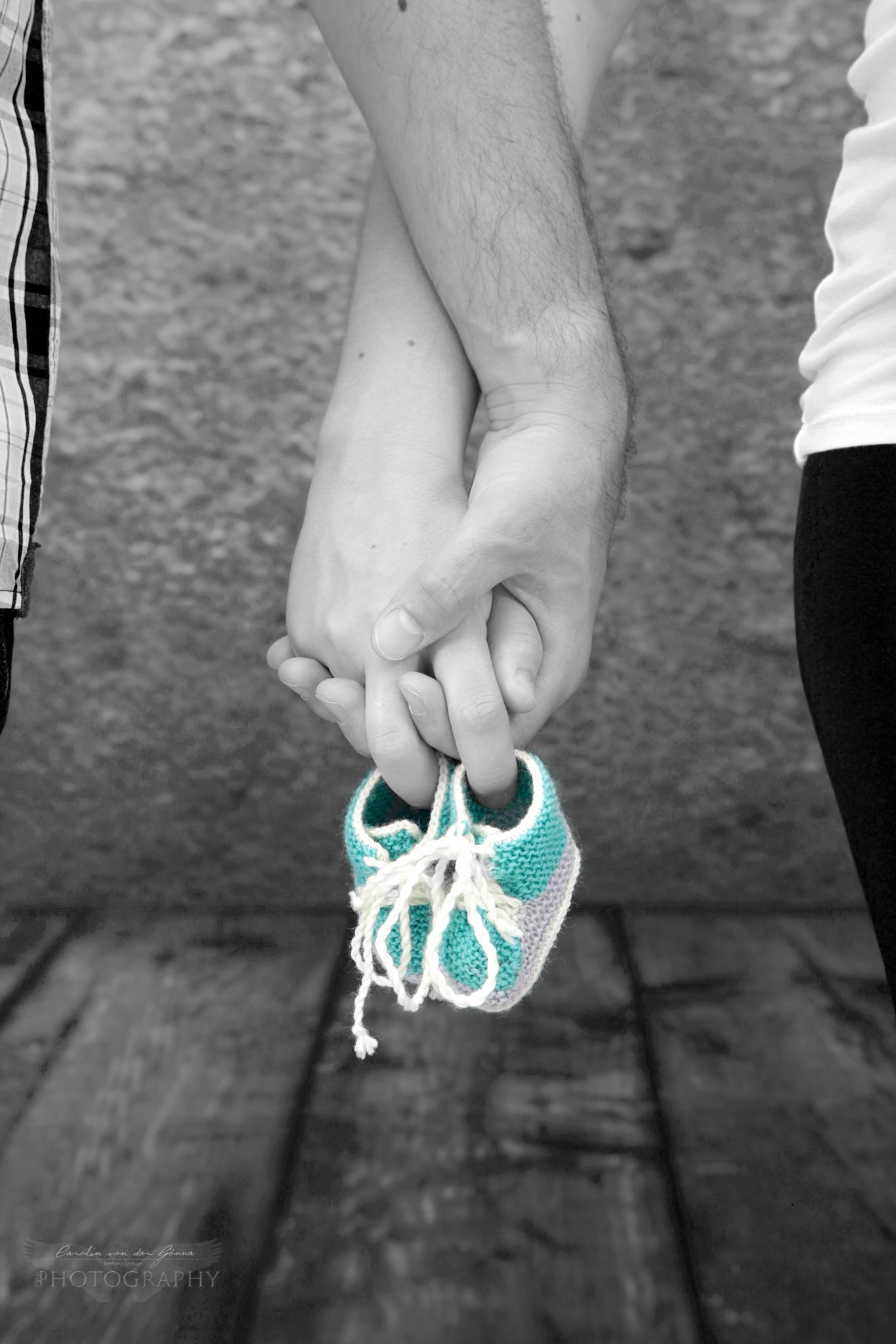 Schwangerschaftsfotoshooting im Fotostudio Mumpf