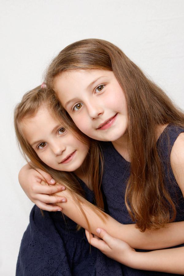 Familienfotografie, Schwesterherz, Eiken