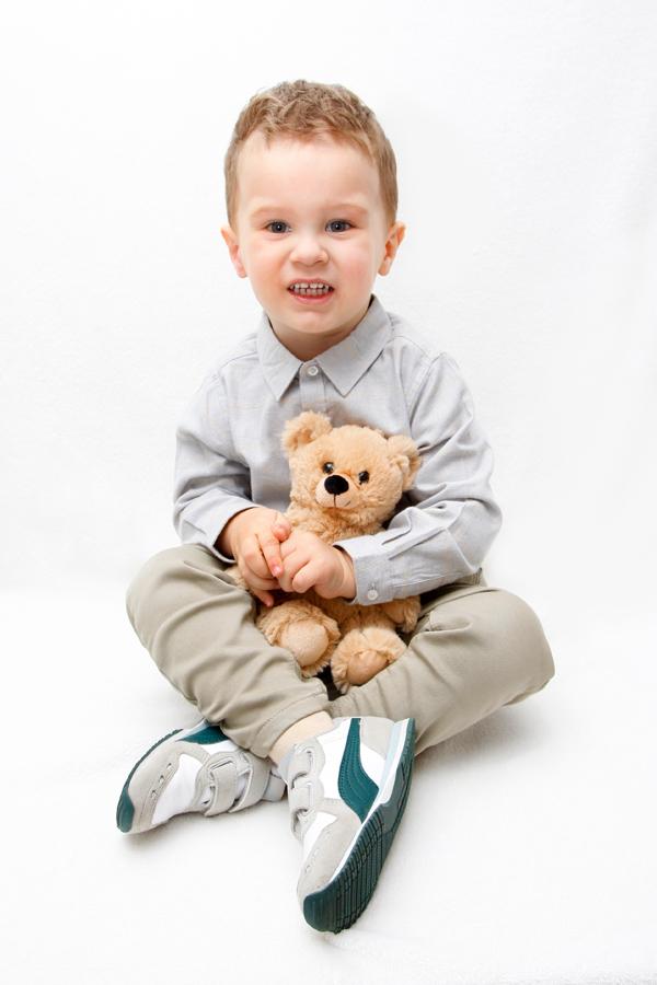 Kinder Fotoshooting im Fotostudio Mumpf