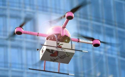 Alohachèrie Drohne