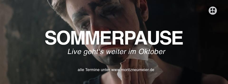 Plakatshooting Moritz Neumeier