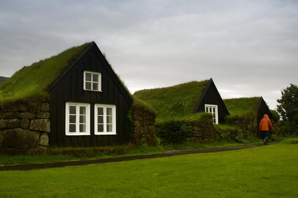 Freilichtmuseum im Süden Islands