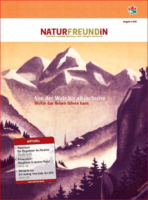 2009-3 NATURFREUNDiN | Von der Walz bis all-inclusiv