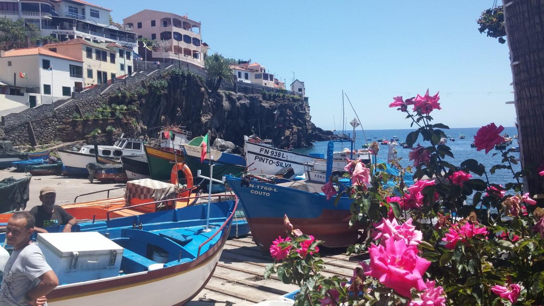 Hafen Camara de Lobos