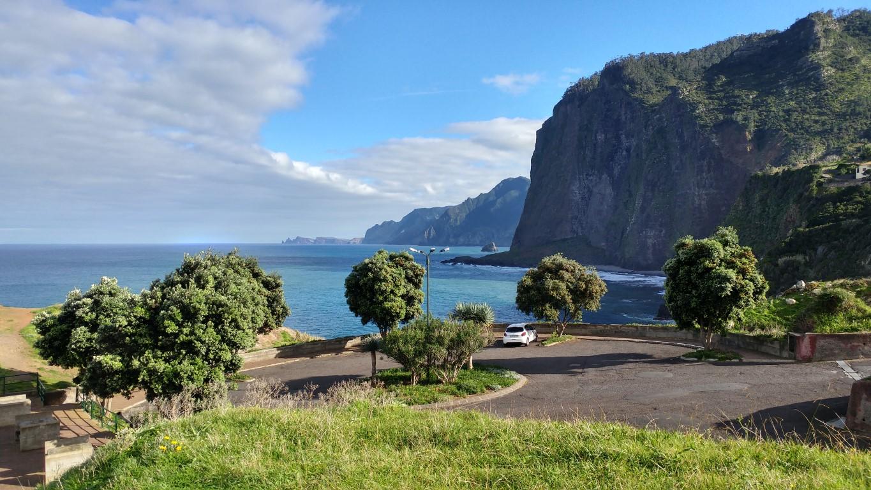 North Coast at Faial