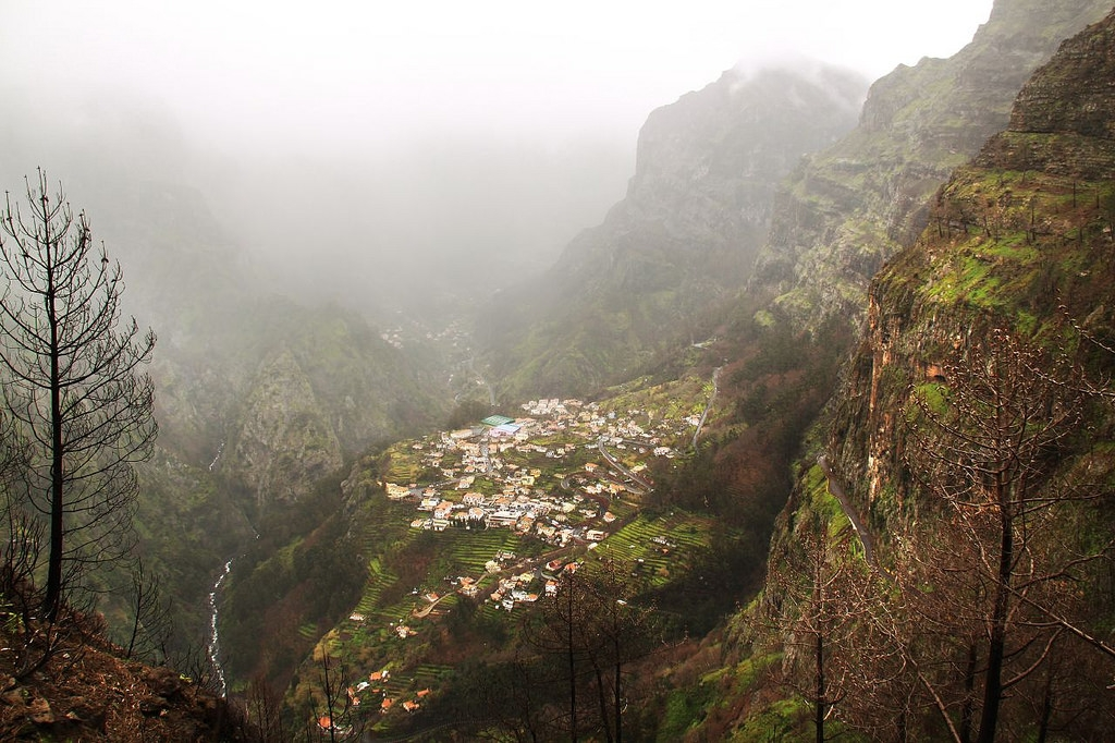 Leben in den Bergen