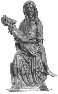 Telgter Gnadenbild um 1370