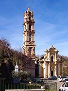 La Porta avec le plus haut clocher de Corse