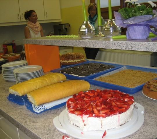 Mmmh, so köstliche Kuchen und Torten!