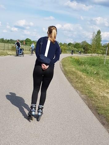 angeberisches Skaten verleitet viele andere deren Fehler nach zu machen