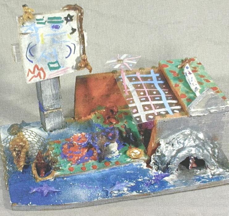 第28回(1999年)『즐거운 섬 / 楽しい島』