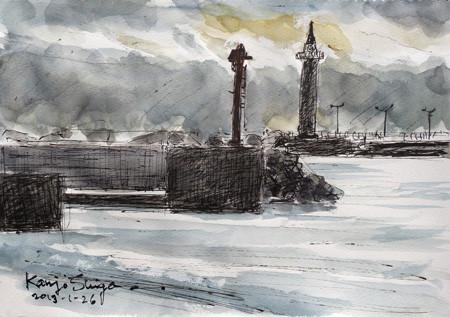 鎌倉・湘南の二つの灯台