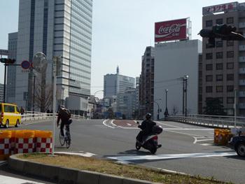 横浜市・桜木町の弁天橋